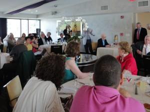 Members enjoy X2O Luncheon